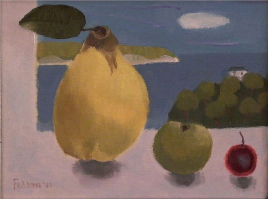 fruits by the sea m fedden
