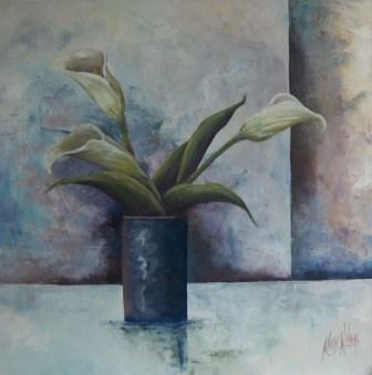three lillies